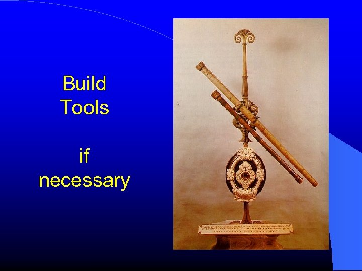 Build Tools if necessary