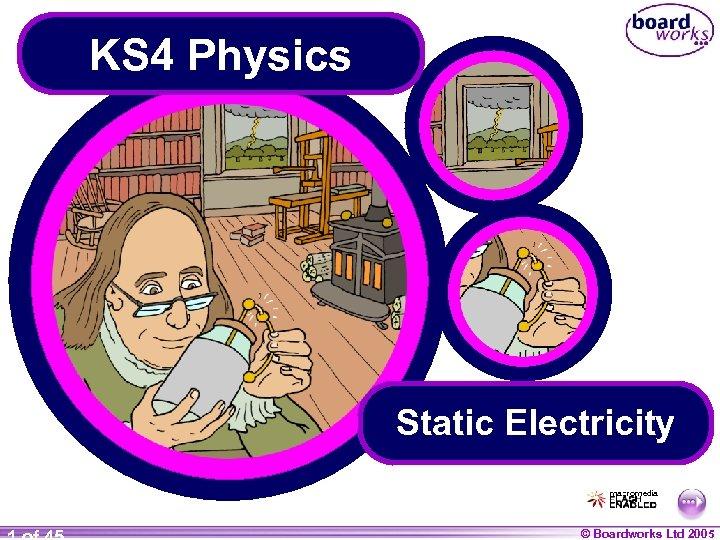 KS 4 Physics Static Electricity © Boardworks Ltd 2005