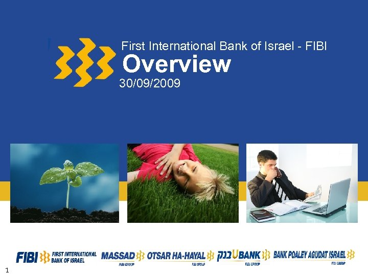 First International Bank of Israel - FIBI Overview 30/09/2009 1