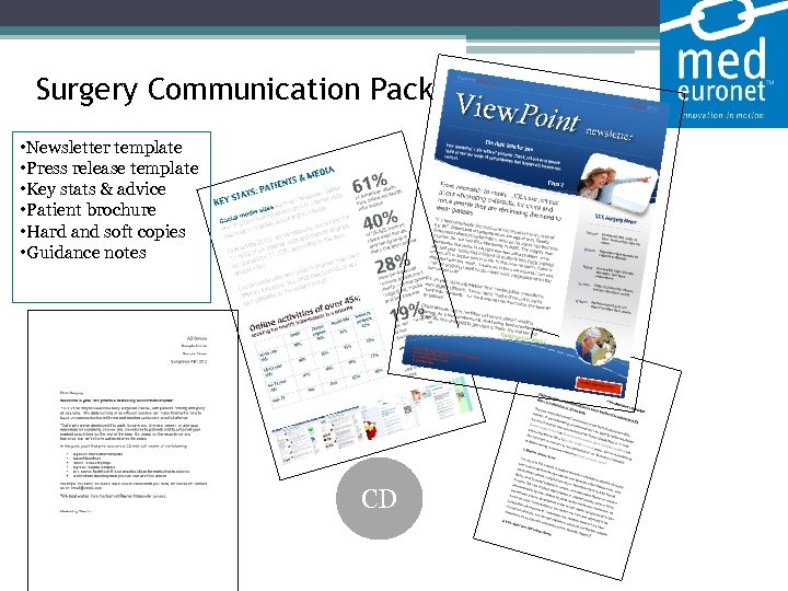 Surgery Communication Pack • Newsletter template • Press release template • Key stats &