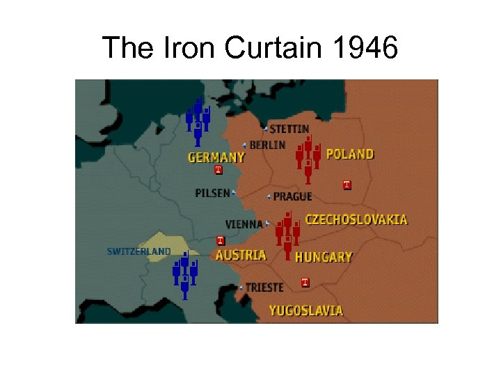 The Iron Curtain 1946