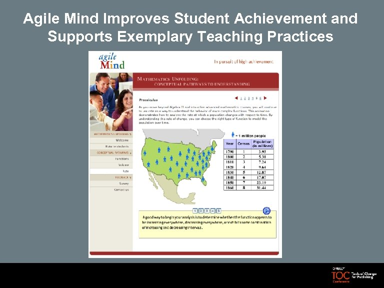 Agile Mind Improves Student Achievement and Supports Exemplary Teaching Practices
