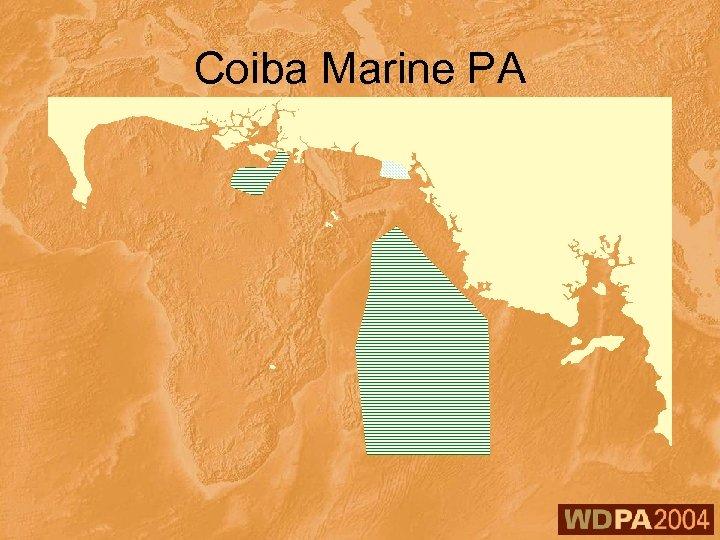 Coiba Marine PA