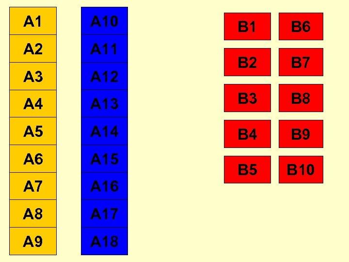 А 1 А 10 А 2 А 11 А 3 А 12 А 4