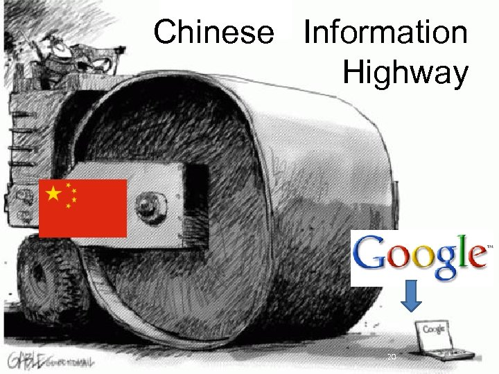 Chinese Information Highway Corvelle Drives Concepts to Completion 20