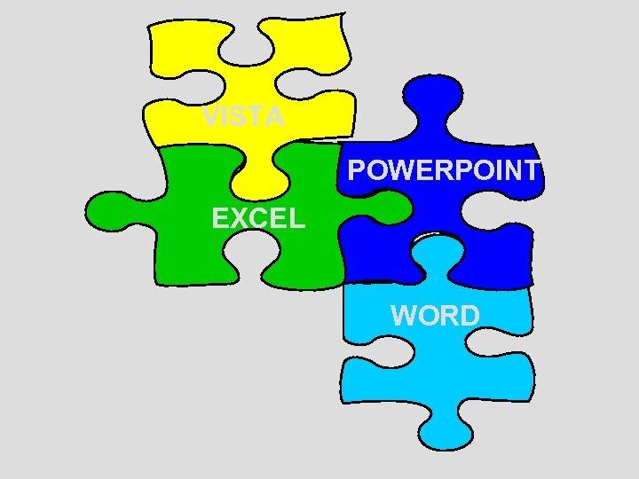 VISTA POWERPOINT EXCEL WORD
