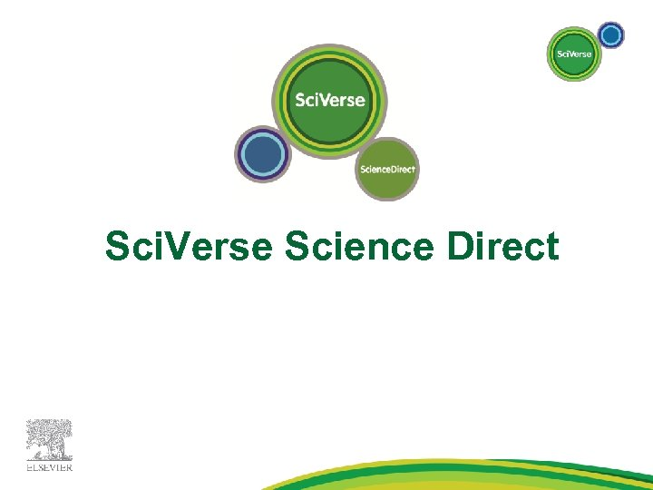 Sci. Verse Science Direct