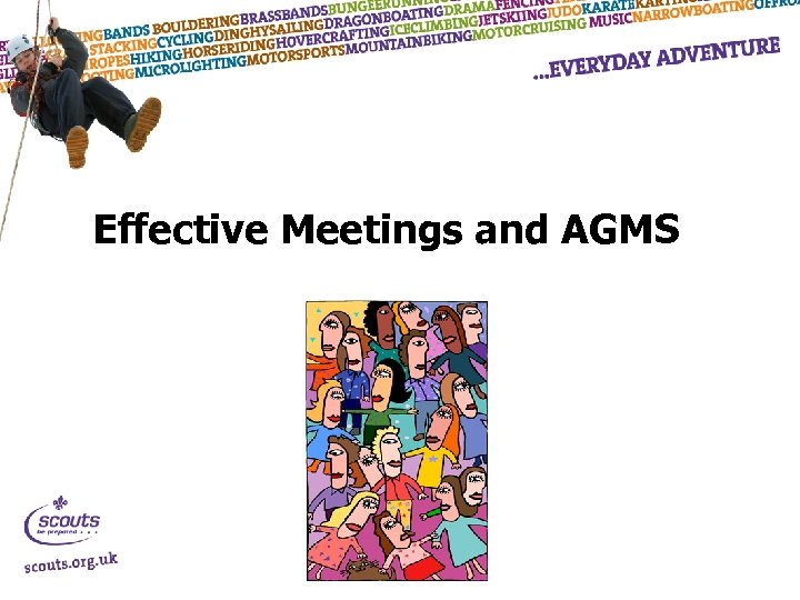 Effective Meetings and AGMS