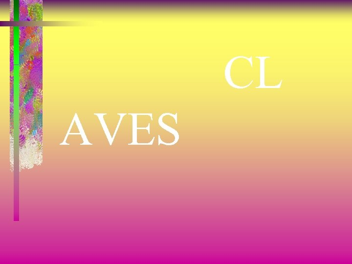 CL AVES