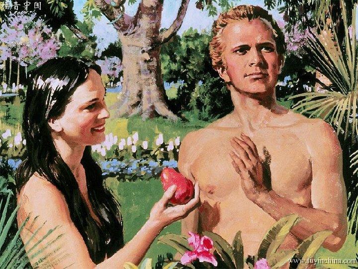 A 1ª Leitura apresenta a tentação de Adão e Eva: (Gen 2, 7 -9.