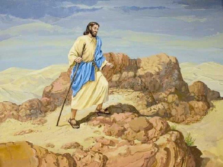 O Evangelho fala das tentações de Jesus. (Mt 4, 1 -11) Na sua quaresma