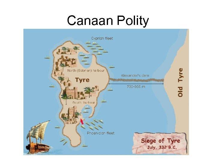 Canaan Polity