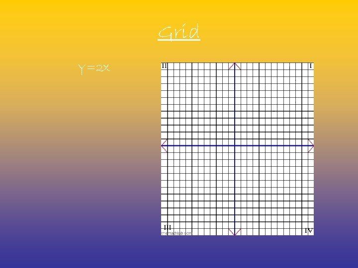 Grid Y=2 X