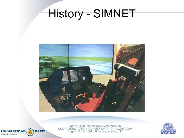 History - SIMNET