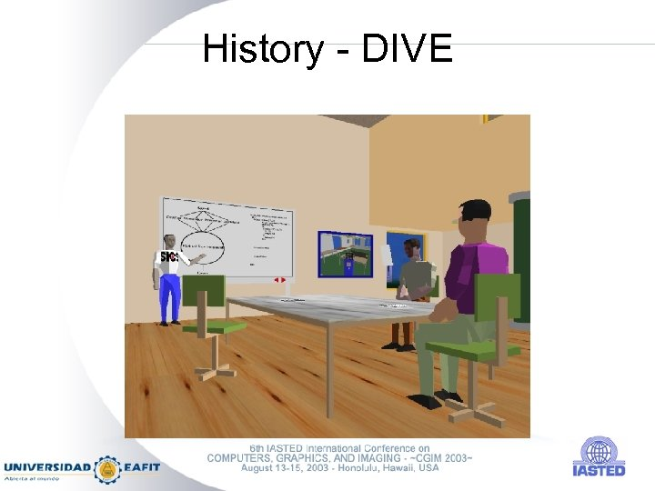 History - DIVE