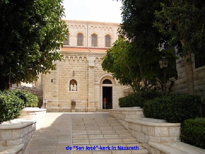 "Thursday, March 15, 2018 de ""San José""-kerk in Nazareth 41"