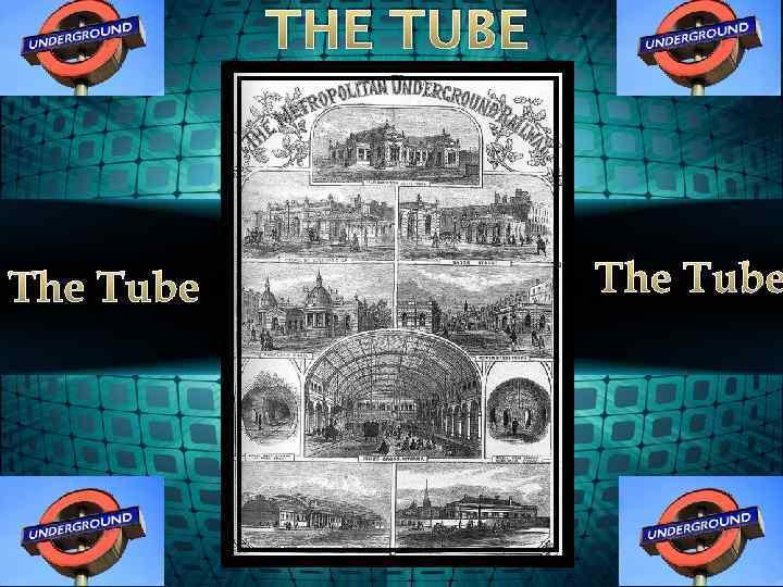 THE TUBE The Tube