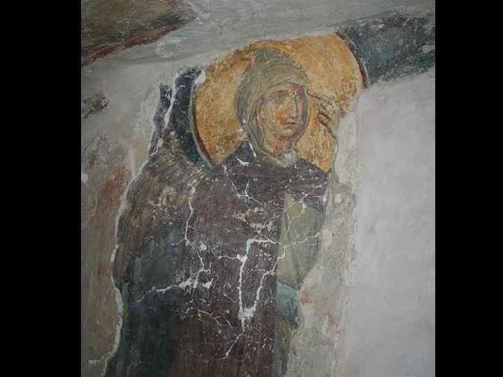Ангел из «Ангел, вручающий монашеский устав Пахомию» .