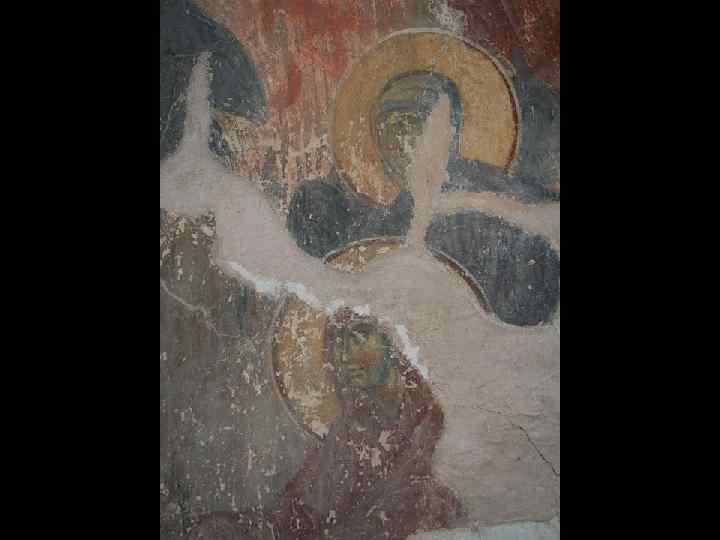 «Воскрешение Лазаря» . Южный склон западного свода