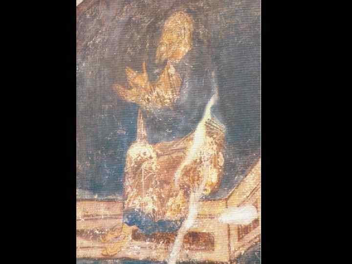 Фарисей из «Преполовения» .