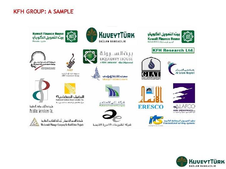 KFH GROUP: A SAMPLE Next Steps