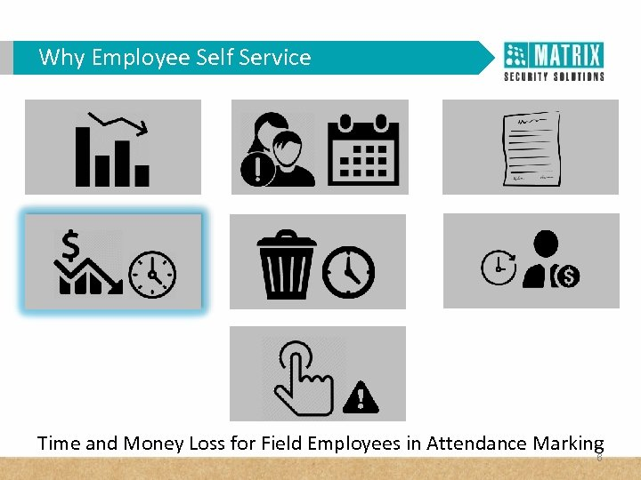 Why Employee Self Service Time and Money Loss for Field Employees in Attendance Marking
