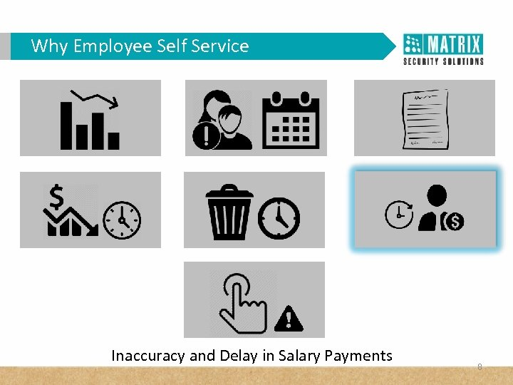 Why Employee Self Service Inaccuracy and Delay in Salary Payments 8