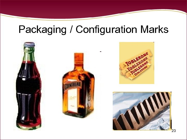 Packaging / Configuration Marks 23