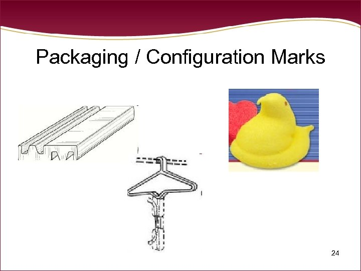 Packaging / Configuration Marks 24