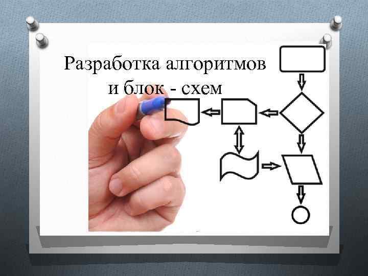 Разработка алгоритмов и блок - схем