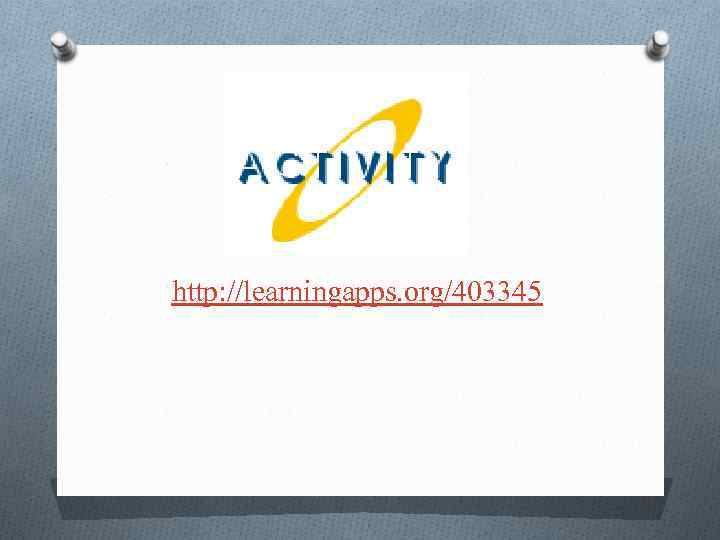 http: //learningapps. org/403345