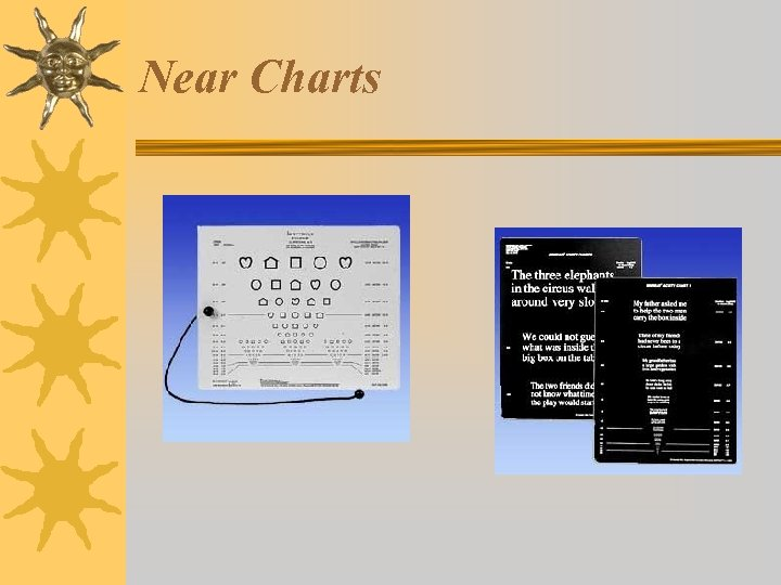 Near Charts