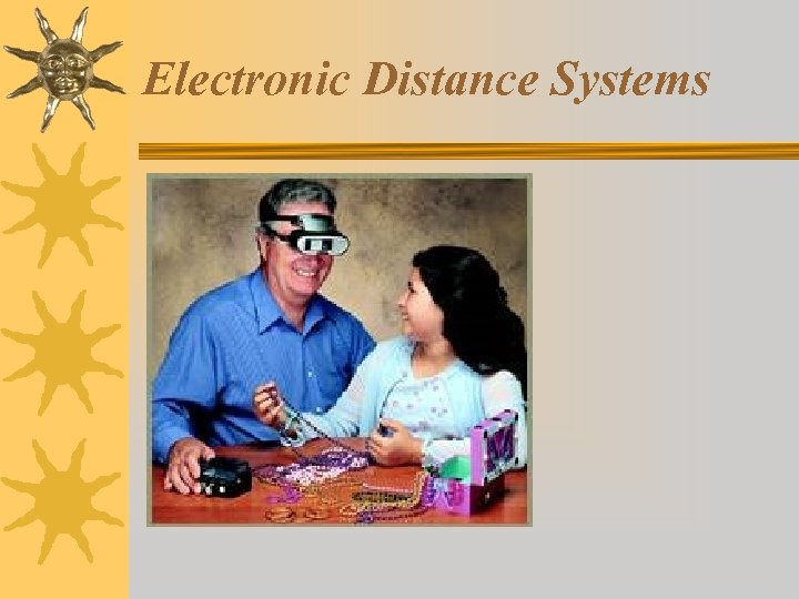 Electronic Distance Systems