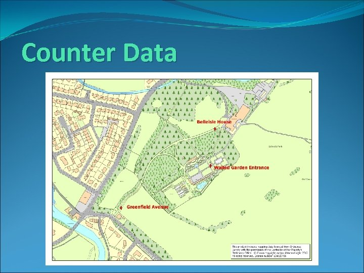 Counter Data