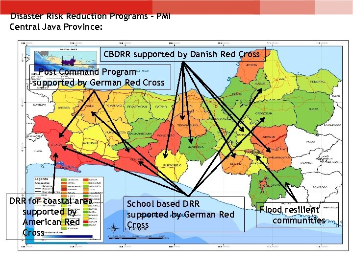 Disaster Risk Reduction Programs – PMI Central Java Province: CBDRR supported by Danish Red