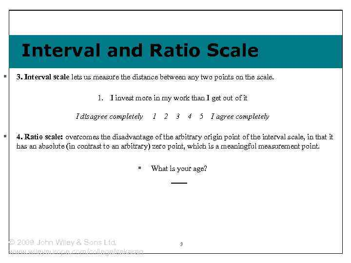 Lecture 10 MEASUREMENT SCALING RELIABILITY VALIDITY