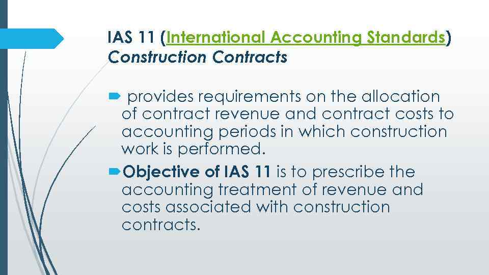 Construction Contracts G 3 Construction Contracts Types