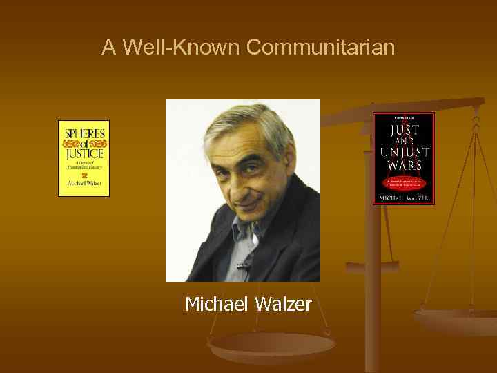 citizenship according to michael walzers spheres of justice Admit to the country and according to what criteria—casts a of citizenship (new york see michael walzer, spheres of justice: a defense of.