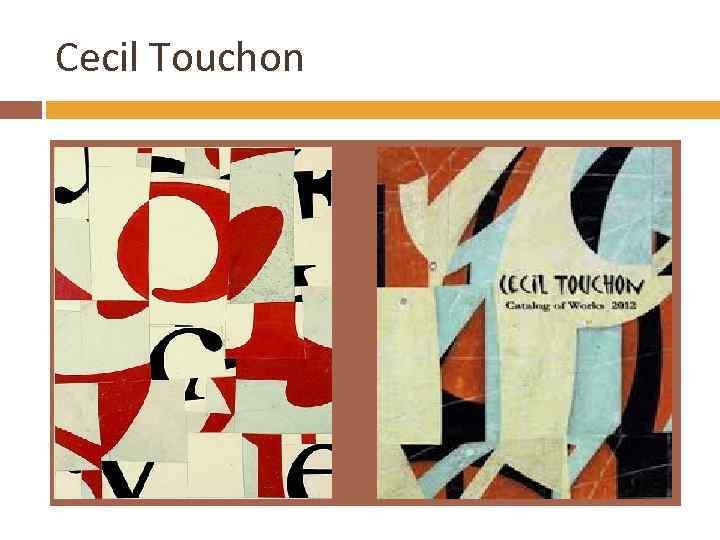 Cecil Touchon