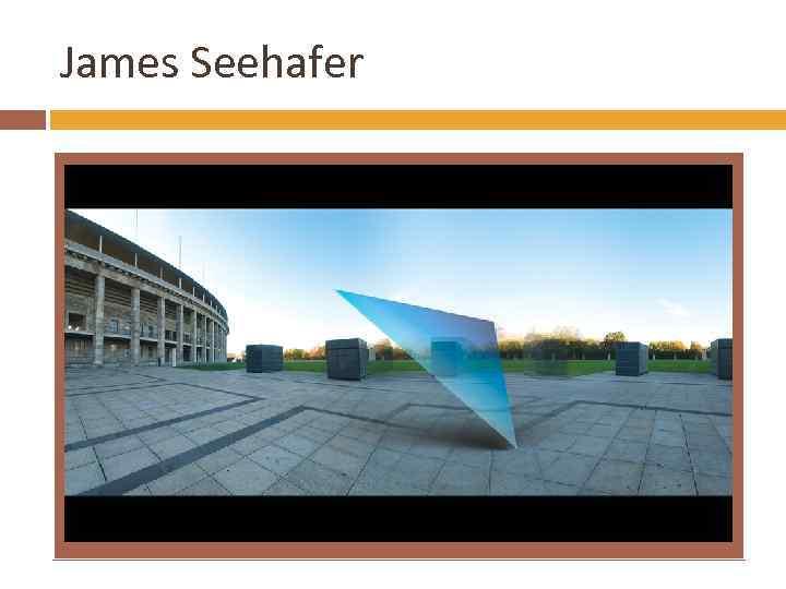 James Seehafer