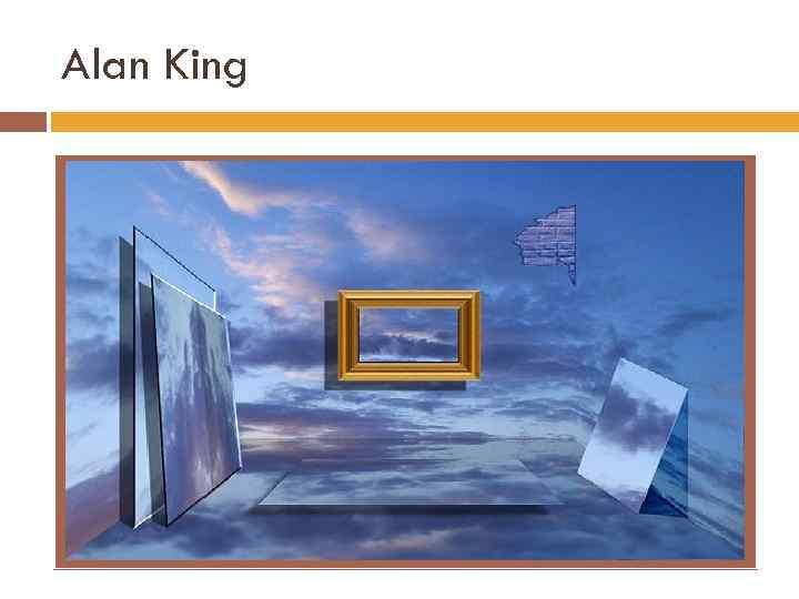 Alan King