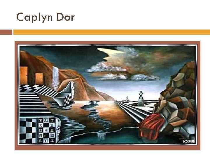 Caplyn Dor