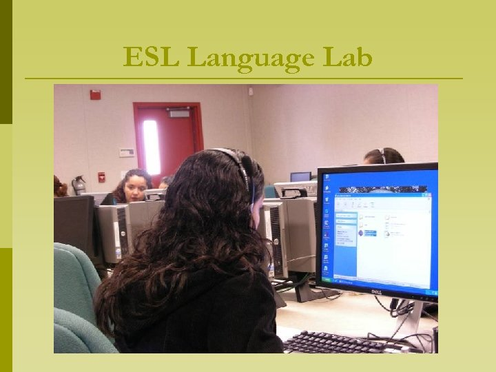ESL Language Lab