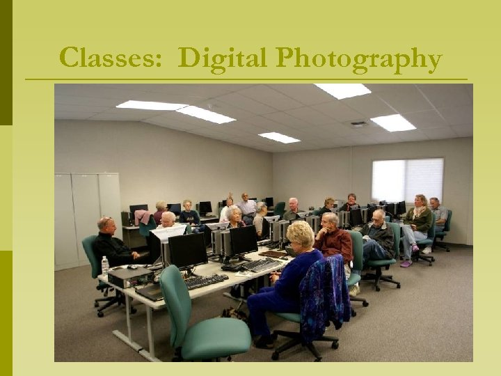 Classes: Digital Photography