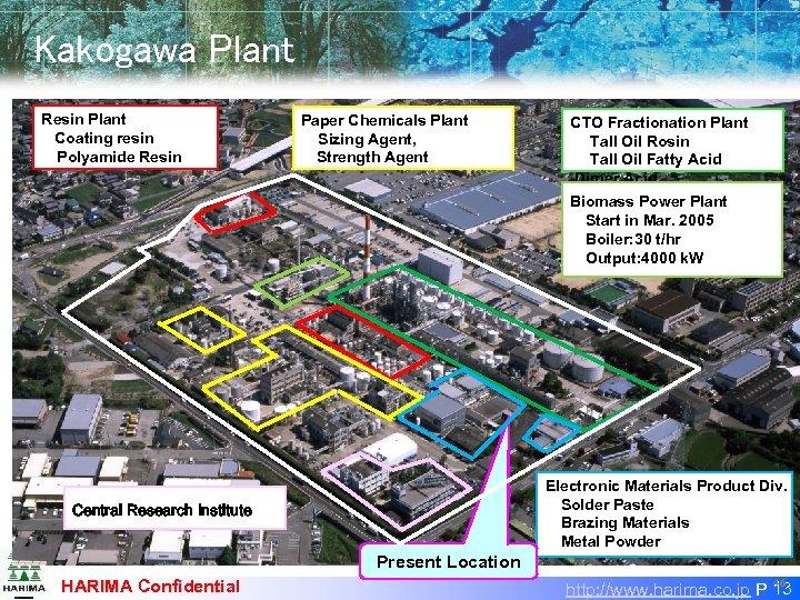Kakogawa Plant Resin Plant Coating resin  Polyamide Resin   Paper Chemicals Plant Sizing Agent,