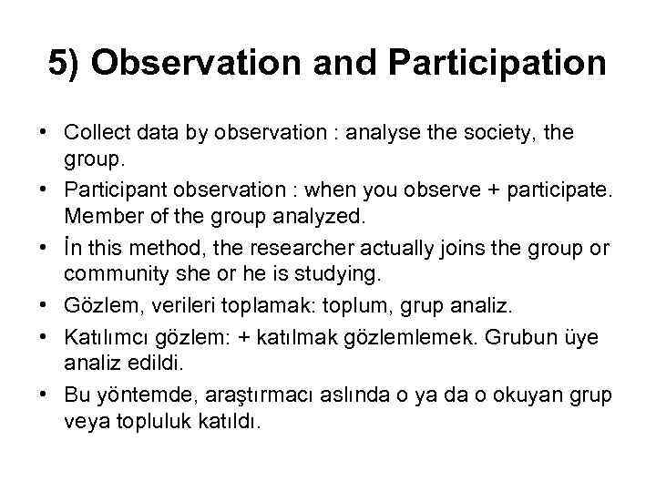 an observation and analysis of the Theory and observation in science first published tue jan 6, 2009 substantive revision tue mar 28, 2017 scientists obtain a great deal of the evidence they use by observing natural and experimentally generated objects and effects.