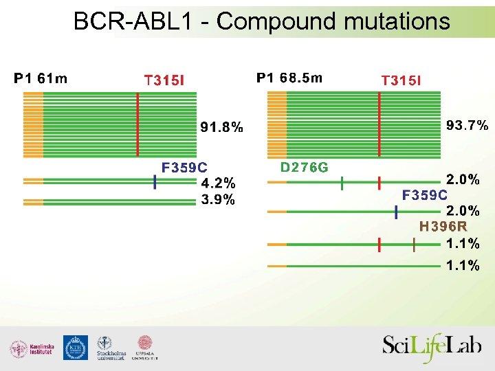 BCR-ABL 1 - Compound mutations