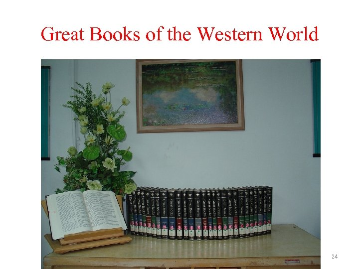 Great Books of the Western World 24