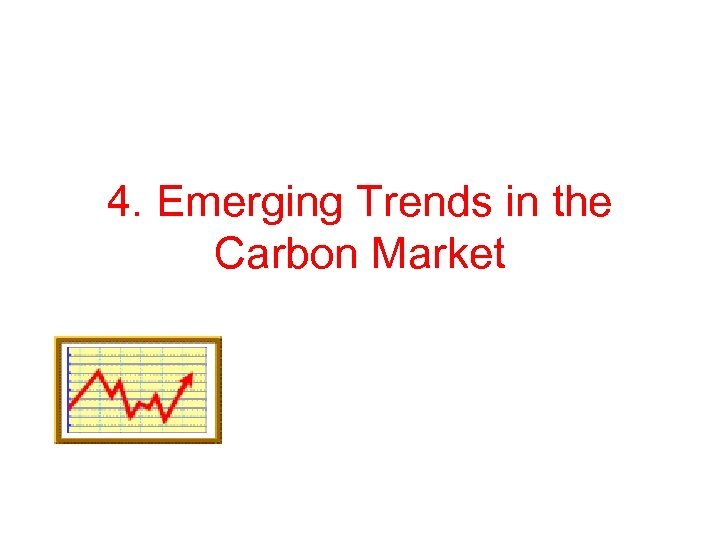 4. Emerging Trends in the Carbon Market
