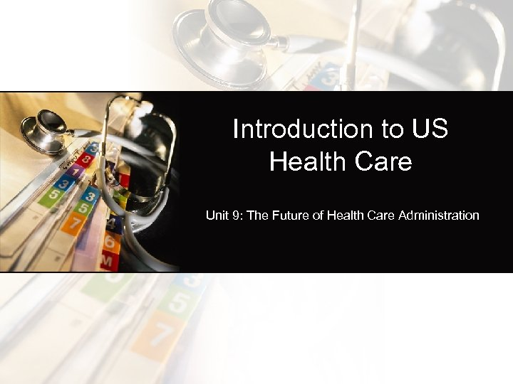 united stated health care settings hcr 210 Health care in the united states is provided by many distinct organizations health care facilities are largely owned and operated by private sector businesses 58% of us community hospitals are non-profit , 21% are government owned, and 21% are for-profit.